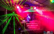 Sportfest Hilders - Lasershow