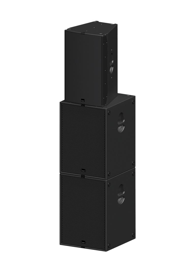 Unser neues Soundsystem: Seeburg Acoustic Line K24 / K1801 Sub