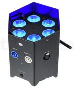 BEL6 - LED Akkuscheinwerfer mit W-DMX